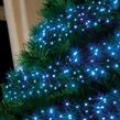 960 Superbright LED Indoor Outdoor Blue Christmas Garden Fairy Party Lights UK